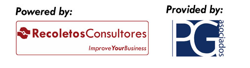 Powered by Recoletos Consultores and Provided by PG ASOCIADOS